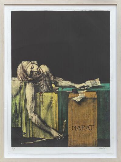 Paul Wunderlich, 'Marat', 1989