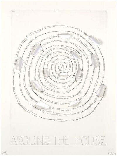 Richard Tuttle, 'Around the House,', 2014