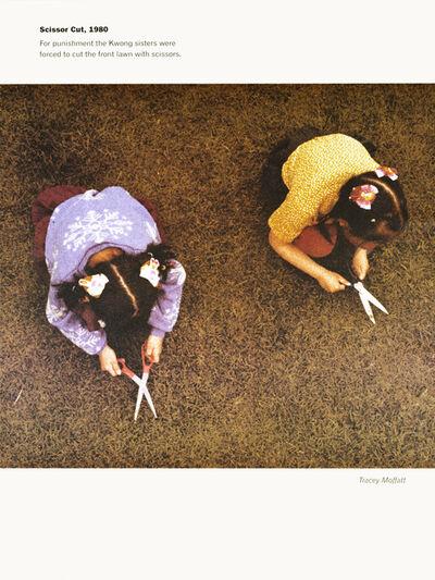 Tracey Moffatt, 'Scissor Cut, 1980', 1999