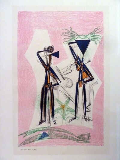 Max Ernst, 'Etoile de mer  (starfish)', 1950