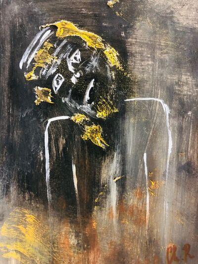 Christiane Rabasse, 'A demi fondu', 2019