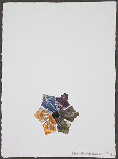 Robert Rauschenberg, '400' and Rising', 1982