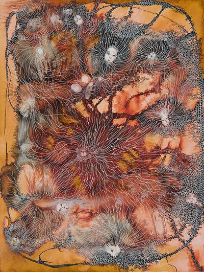 Izabella Ortiz, 'Rusty Sorrows', 2014