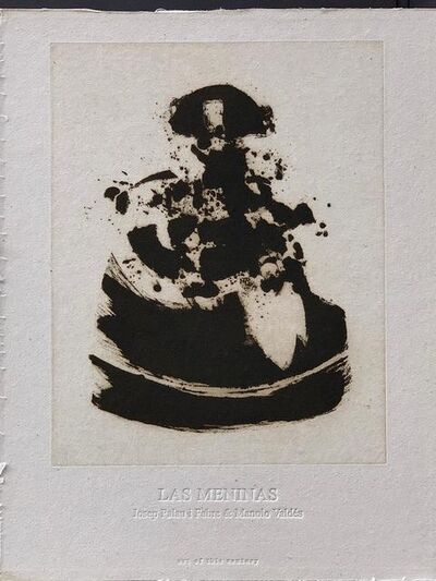 Manolo Valdés, 'Las Meninas', 2000