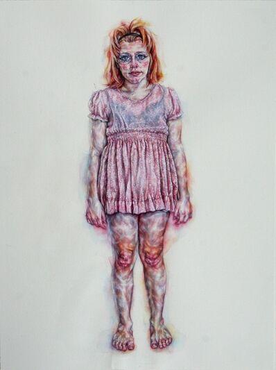 Tammy Salzl, 'Girl In-Between', 2014