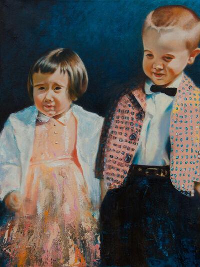 Brent Godfrey, 'Pink & Blue', 2015