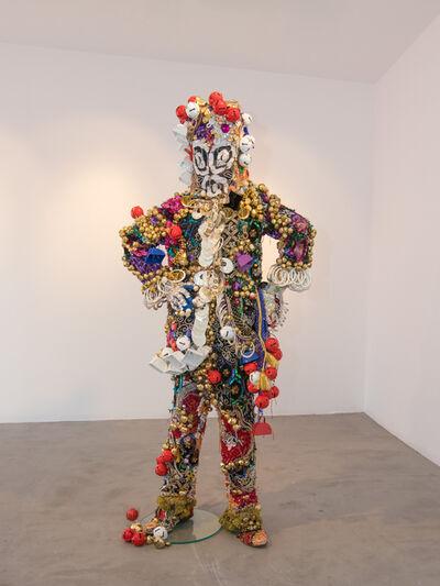 Raúl de Nieves, 'Ceremonial Alien of Metal Exits IV', 2018