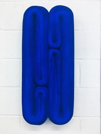 Jae Ko, 'JK1045 Ultramarine Blue', 2019