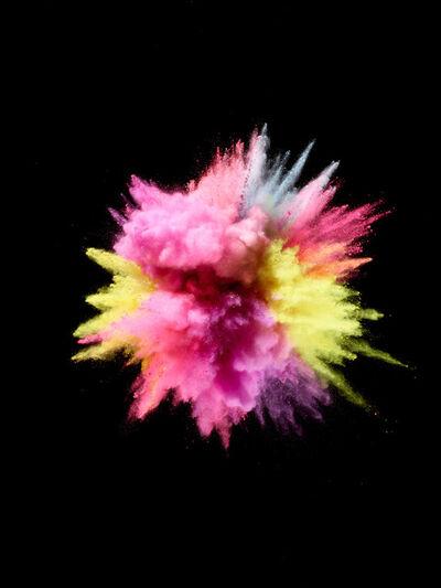 Karin Berndl, 'Cosmic Rainbow 3'
