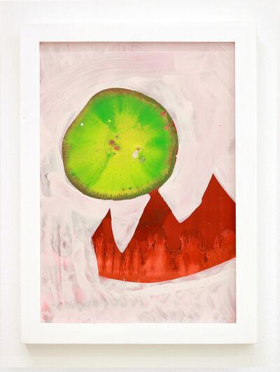 Patrick Brennan, 'Green Moon', 2018