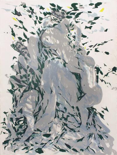 Elaine de Kooning, 'Bacchus (Jardin du Luxembourg)', 1977