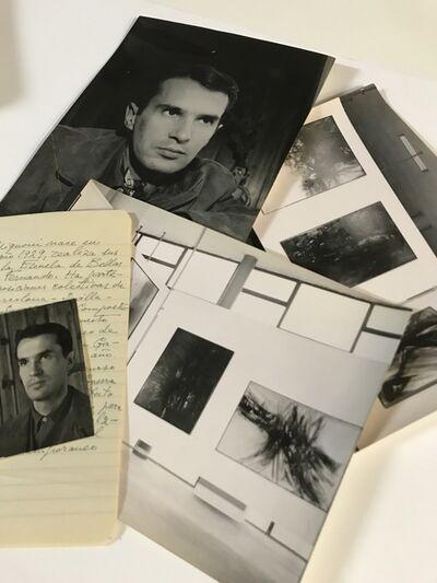 Fernando Mignoni, 'Documentary and photographic set', ca. 1960