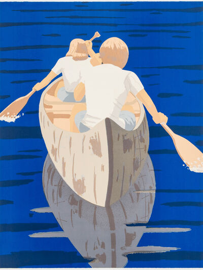 Alex Katz, 'Good Morning', 1975