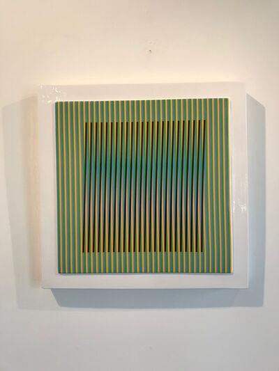 Carlos Cruz-Diez, 'Couleur additive Serie 7', 2008