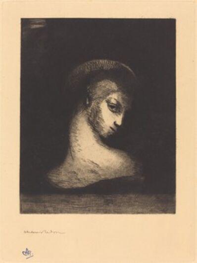 Odilon Redon, 'Perversité', 1891
