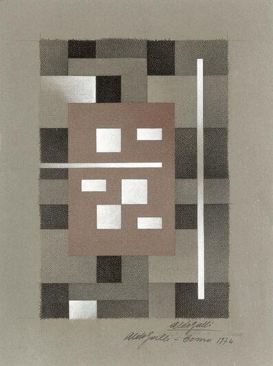 Aldo Galli, 'Untitled', 1974