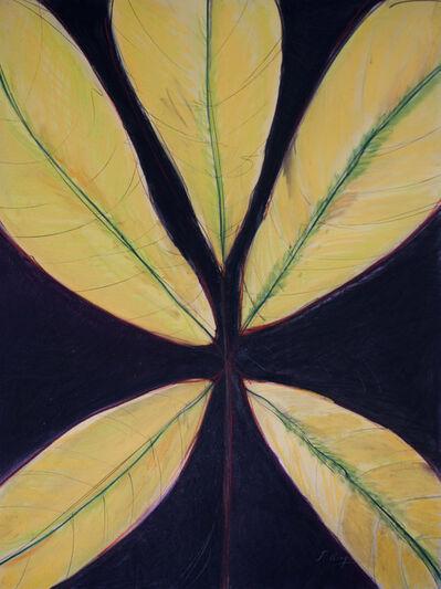 Jo-Ann Acey, 'Yellow Leaf', 2013