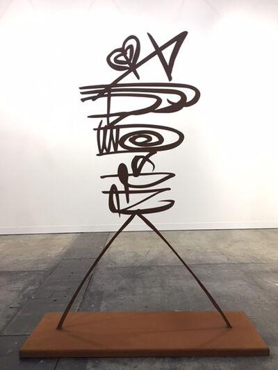 Rachid Koraïchi, 'Les Priants - I', 2018