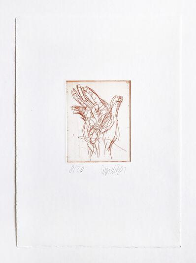 Georg Baselitz, 'Hand', 2001