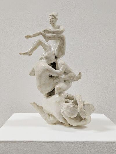 Gwynn Murrill, 'Pyramid 6 (Plaster)', 2013
