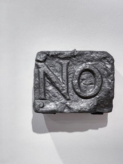 Antonis Pittas, 'NO', 2020
