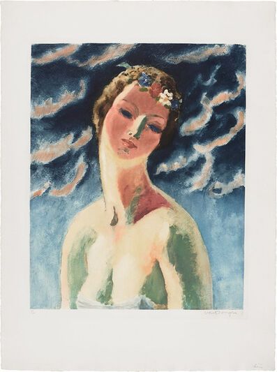 Kees van Dongen, 'Cérès (Buste De Femme) (Juffermans Jm 8)', 1948