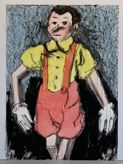 """Jim Dine, '""""Pinocchio""""', 2007"""