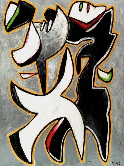 Oswaldo Vigas, 'Con su sombra', 2009