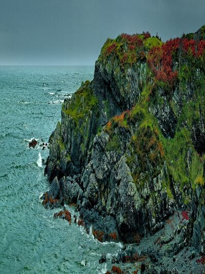Albert Watson, 'Claigan Coral Beach, Isle of Skye, Scotland', 2013