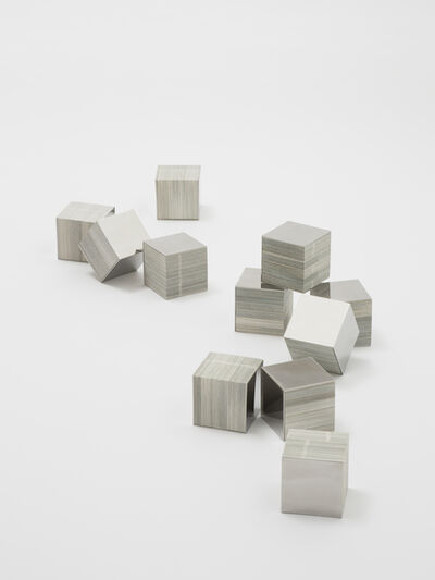 Fernanda Fragateiro, 'Building blocks (past)', 2017