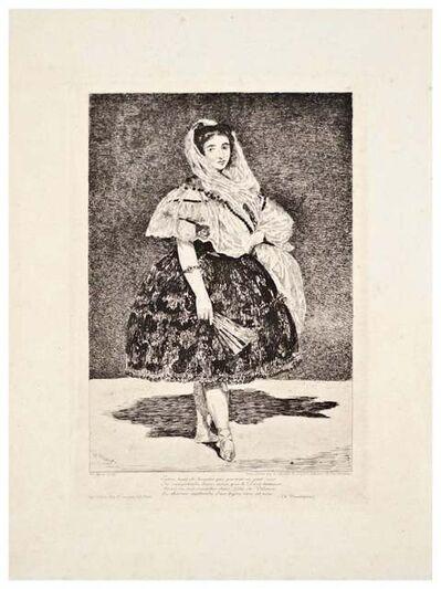 Édouard Manet, 'Odalisque', 1868