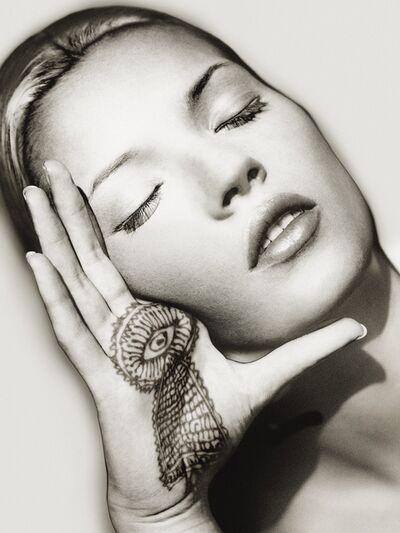 Albert Watson, 'Kate Moss (Sun & Henna)', 1993