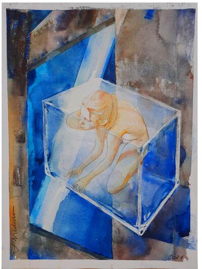 Lídia Madeira, 'Deep Blue ', 2021