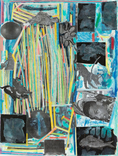 Moshekwa Langa, 'Proximities', 2017