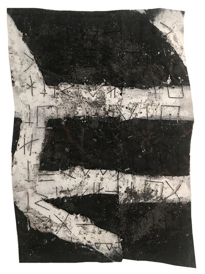 Joy Ray, 'Artifact (palimpsest)', 2019
