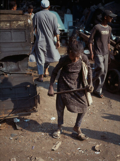 Ralf Schmerberg, 'Life is not a Video Game, Mumbai, India', 2005