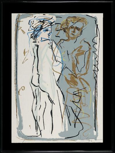 Iberê Camargo, 'Untitled', 1986