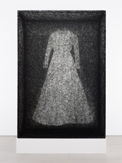 Chiharu Shiota, 'State of Being (Dress)', 2018