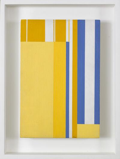 Ilya Bolotowsky, 'Three Yellows Vertical', 1970