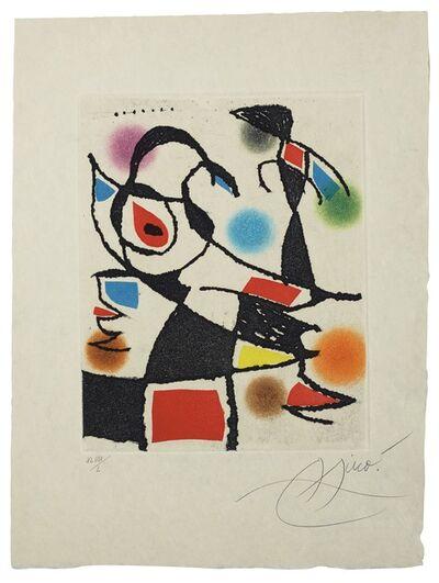 Joan Miró, 'Untitled ', 1976