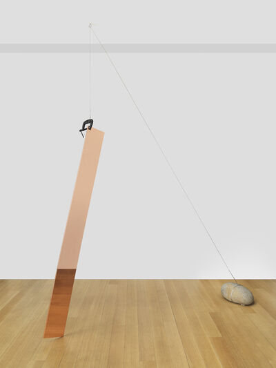 Keiji Uematsu, 'Invisible Axis (Distance and Angle)', 2017