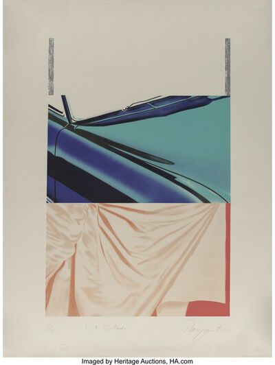 James Rosenquist, '1-2-3 Oustide', 1972