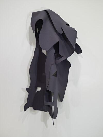 Arturo Herrera, 'Felt #5 / Gray', 2008