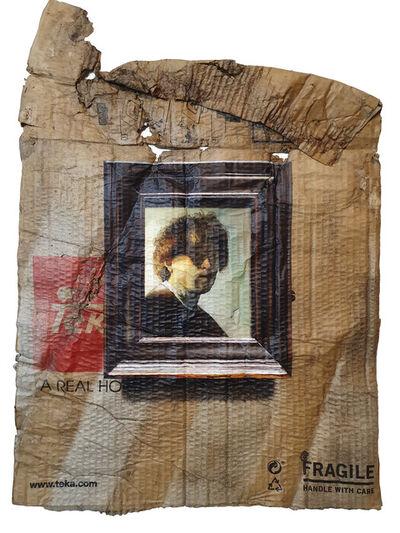 """Julio Anaya Cabanding, 'Rembrandt Van Rijn. """"Self-Portrait""""', 2019"""