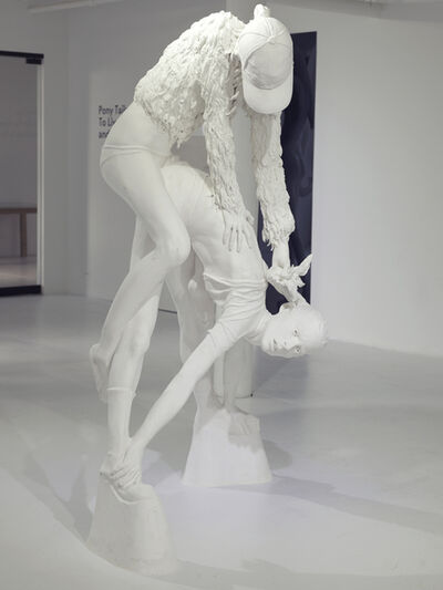 Cajsa von Zeipel, 'Passing Through Kicking Legs', 2014