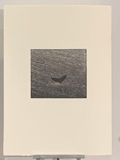 Vija Celmins, 'Whale', 1990