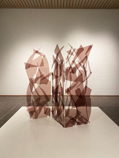 Nicholas Frank, 'Room Divider (Rosy)', 2019