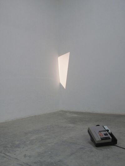 Francisco Ugarte, 'Luz y Esquina', 2008