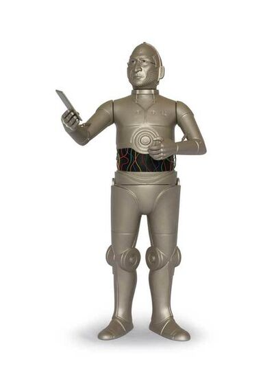 Michael Leavitt, 'Steve Jobs C-3PO ('Think 6 Million Forms of Different)', 2013