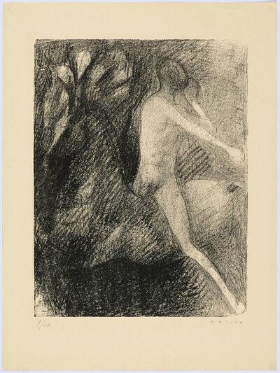 Marino Marini, 'La Giostra I', 1943